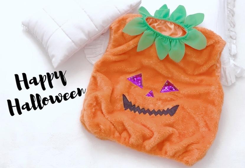 Happy Halloween☆娘の衣装は…