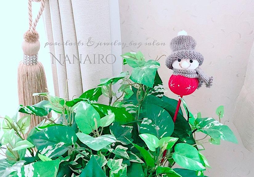 ☆我が家のクリスマス準備 ①
