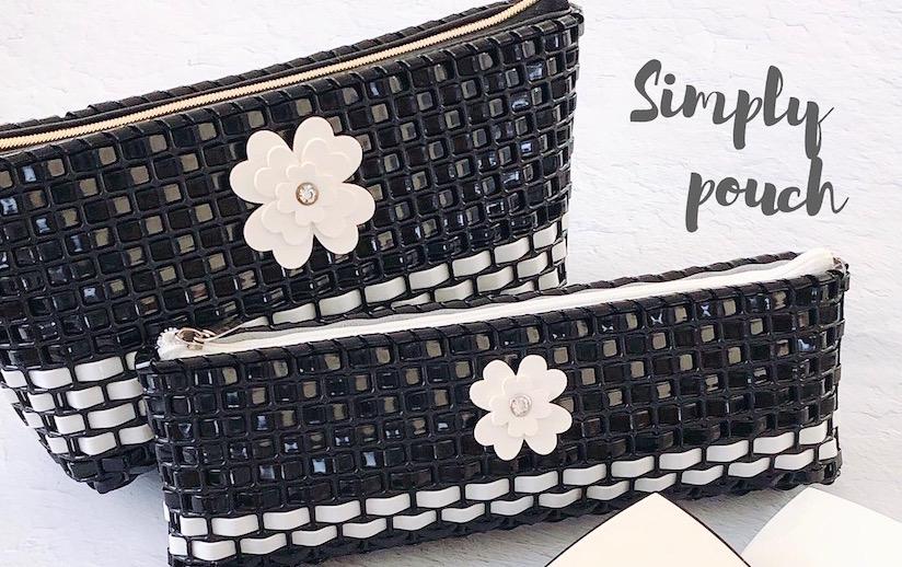 ジュエリーバッグ♡Simply pouch(シンプリーポーチ)