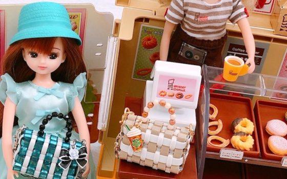 ジュエリーバッグ♡可愛いミニバッグ【Mimmic】
